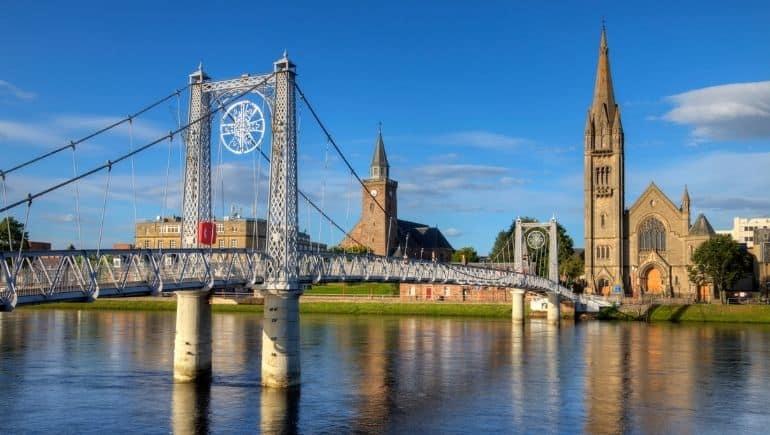 Mejores ciudades de Escocia: Inverness