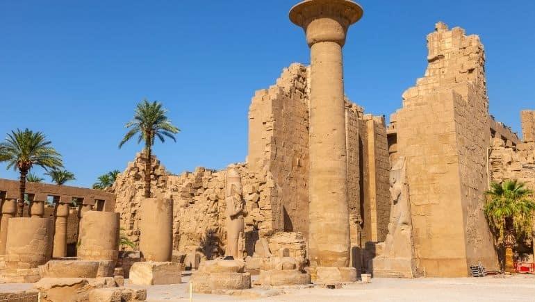 Mejores monumentos egipcios