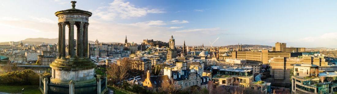 Mejores ciudades de Escocia