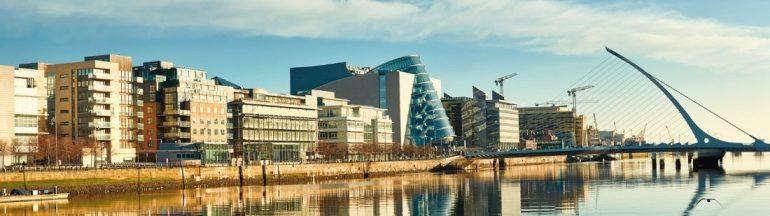 Distritos de Dublín | Portada