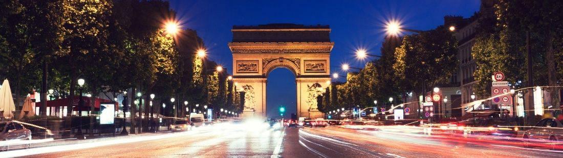 París de noche | Portada