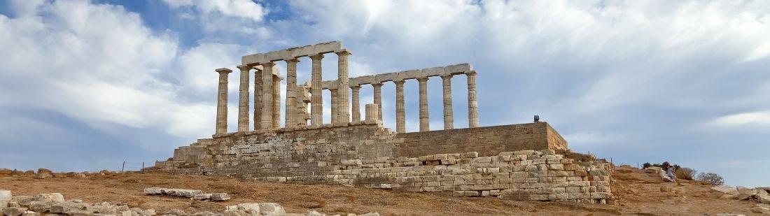 Templo de Poseidón Sounion