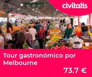 Tour gastronómico por Melbourne