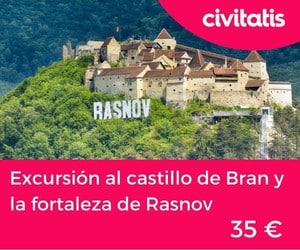 Castillos de Rumania - Bran y Rasnov