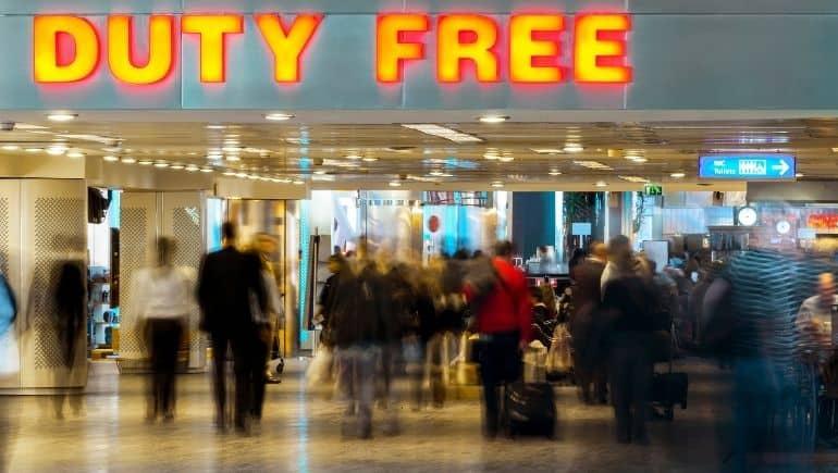 Ahorrar dinero en un viaje con los Duty Free