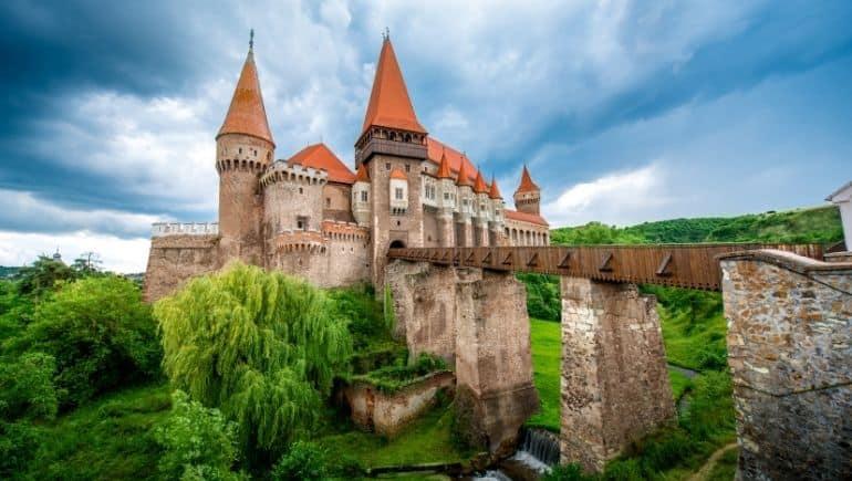 Castillos de Rumania - Castillo de Corvin