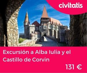 Castillos de Rumania - Alba Iulia y Corvin