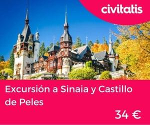 Castillos de Rumania - Sinaia y Peles