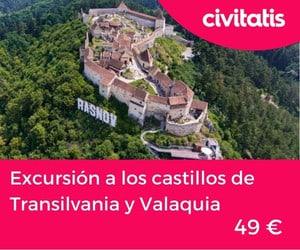 Castillos de Rumania - Transilvania y Valaquia