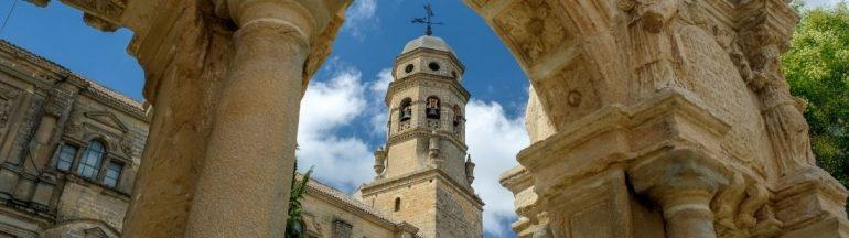 Catedral de Baeza - Portada