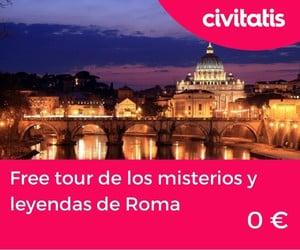 Jardines de los Naranjos de Roma - Free tour misterios