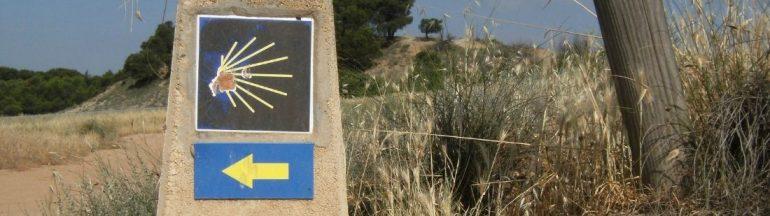 Camino de Santiago a pie