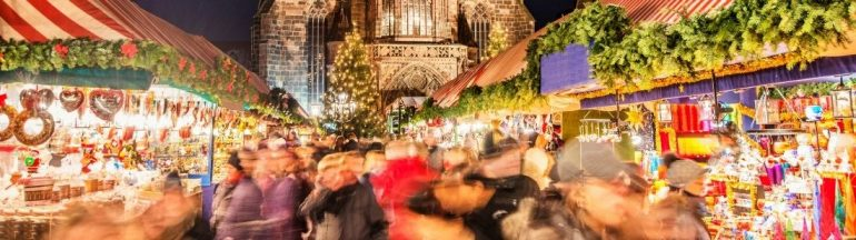 Christkindlesmarkt de Nuremberg