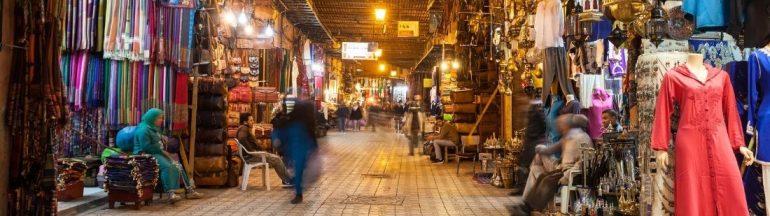 Cómo regatear en Marrakech