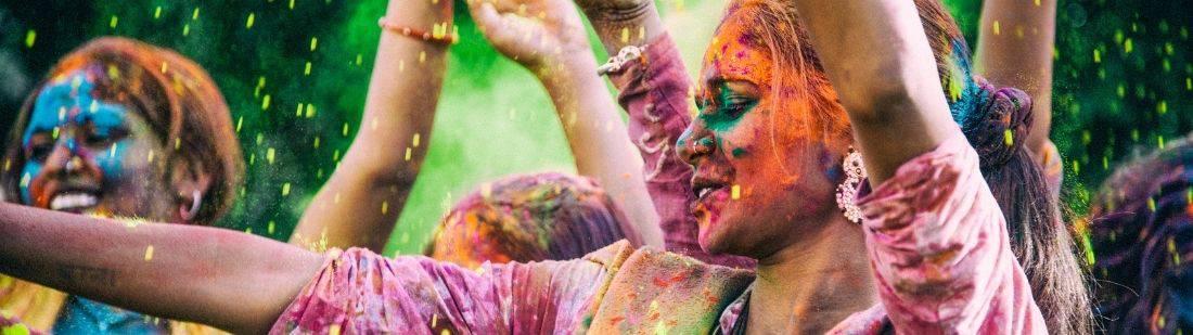Festival Holi | India | Portada
