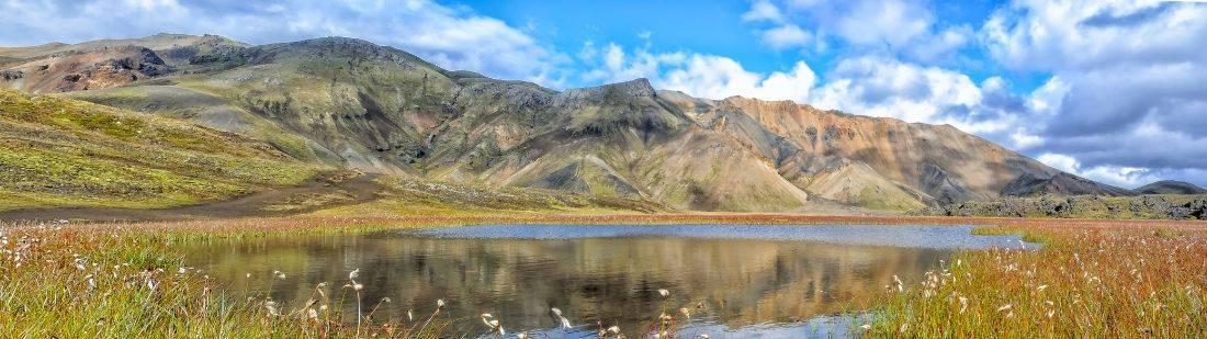 Islandia en verano | Portada