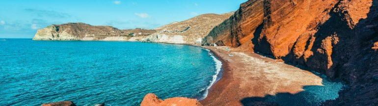 Mejores playas de Santorini, Grecia | Portada
