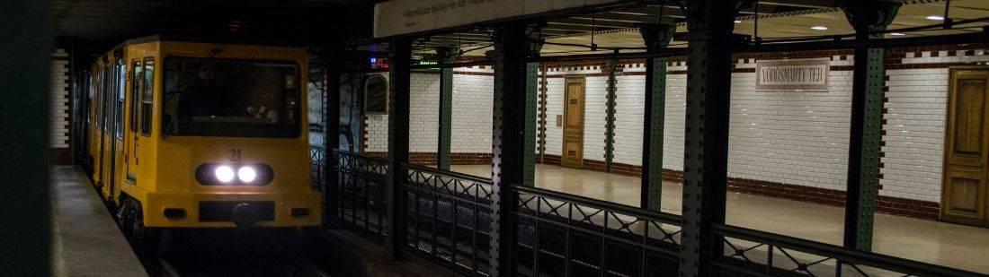 Metro de Budapest | Portada | Hungría
