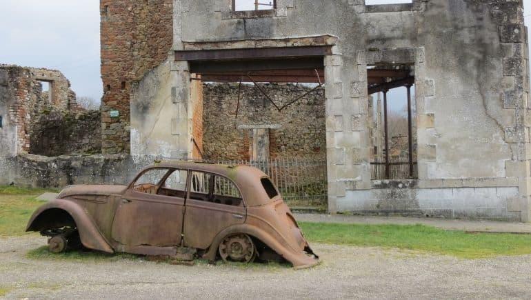 Destinos abandonados: Oradour-sur-Glane