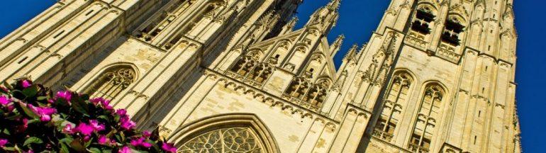 Portada | Catedral de Bruselas