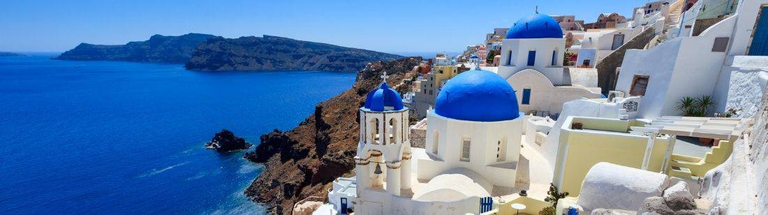 Dónde alojarse en Santorini | Portada