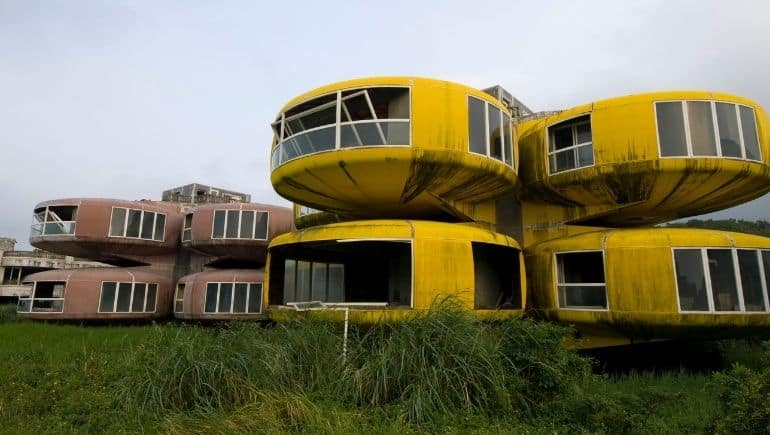Lugares abandonados: San Zhi