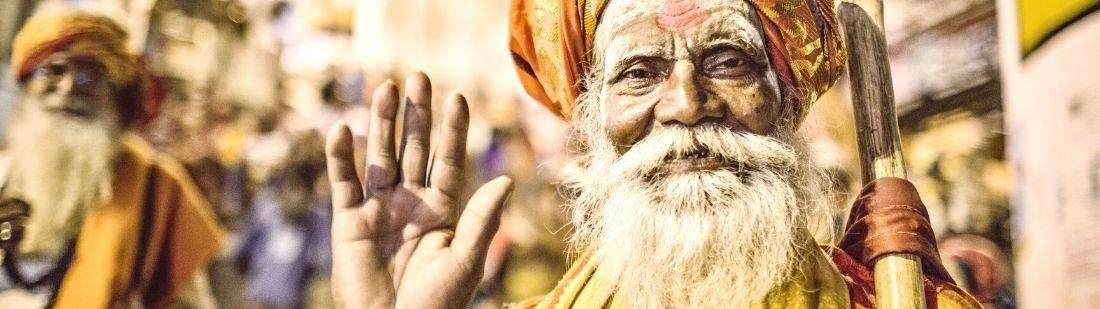 Viaje a la India | Portada